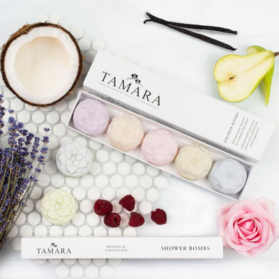 Essentially Tamara Botanical Collection 5 Pack Funky Gifts NZ