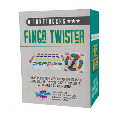 Funfingers Mini Finger Twista Travel Version