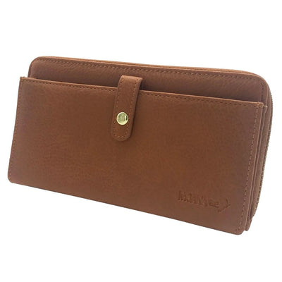 Fitzroy Wallet - Tan