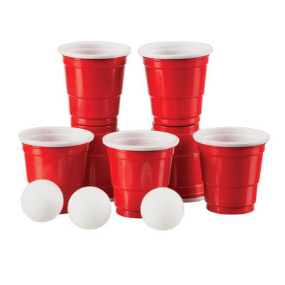 Funfingers Mini Miniature Shot Size Beer Pong Funky Gifts NZ