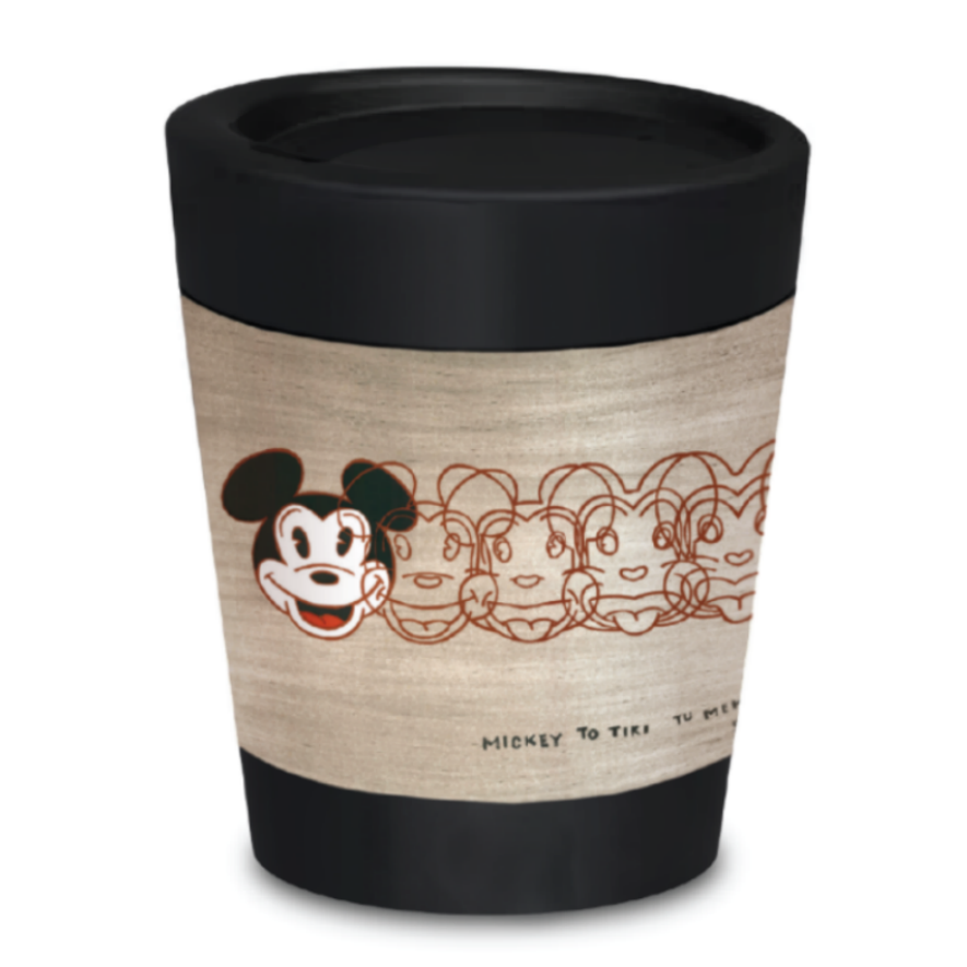 Cuppa Coffee Cup 8oz - Mickey To Tiki