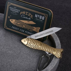 Gents Hardware - Fish Pen Knife