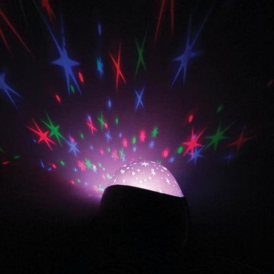 Galaxy Star Projector from Funky Gifts NZ