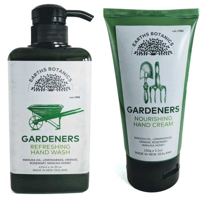 EARTH BOTANICS Gardeners #2 - Nourishing Gift Pack