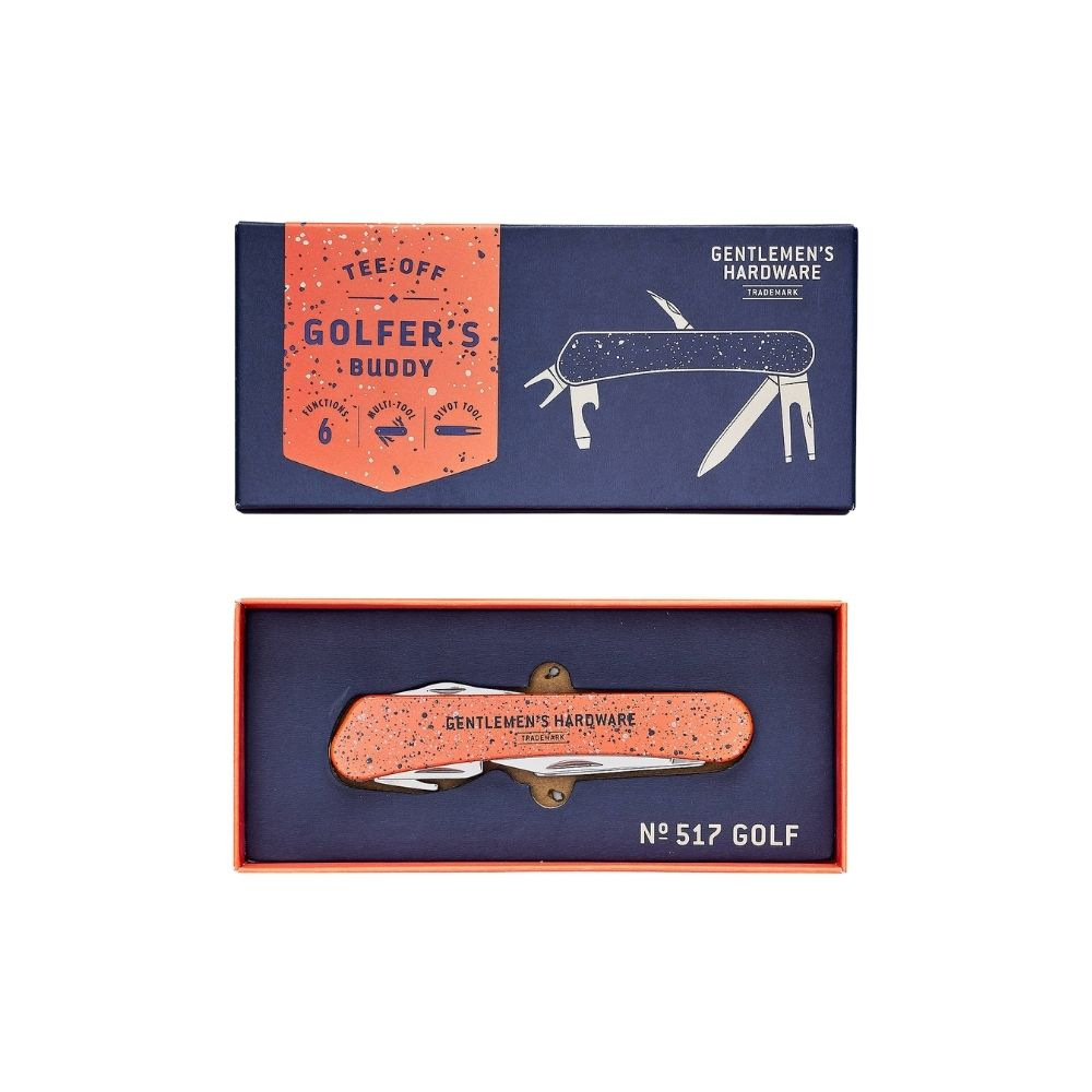 Gents Hardware Golfers Buddy Multi-Tool from Funky Gifts NZ