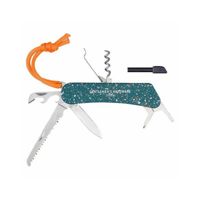 Gents Hardware Wilderness Outdoor Camping Multi-Tool from Funky Gifts NZ