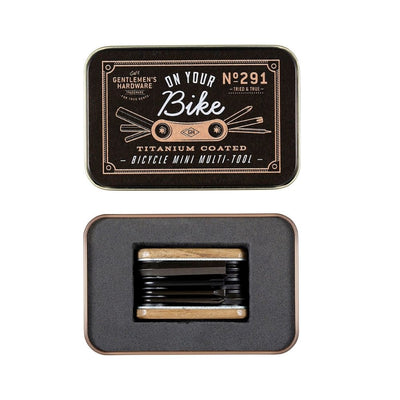 Gents Hardware - Pocket Bicycle Multi Tool No.291