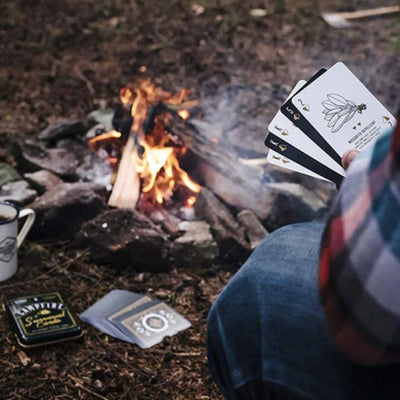 Gents Hardware Survival playing cards from Funky Gifts NZ