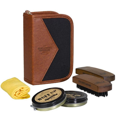 Gents Hardware - Shoe Polish Kit