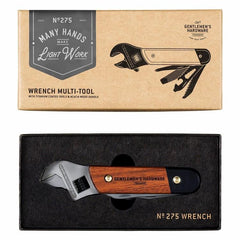 Gentlemen's Hardware 9 in 1 wrench multi tool NZ