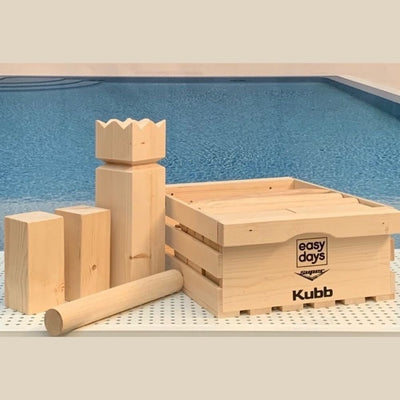 Super Giant Kubb from funky gifts nz