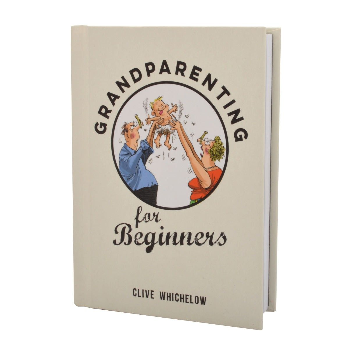 Grandparenting For Beginners Gift Book