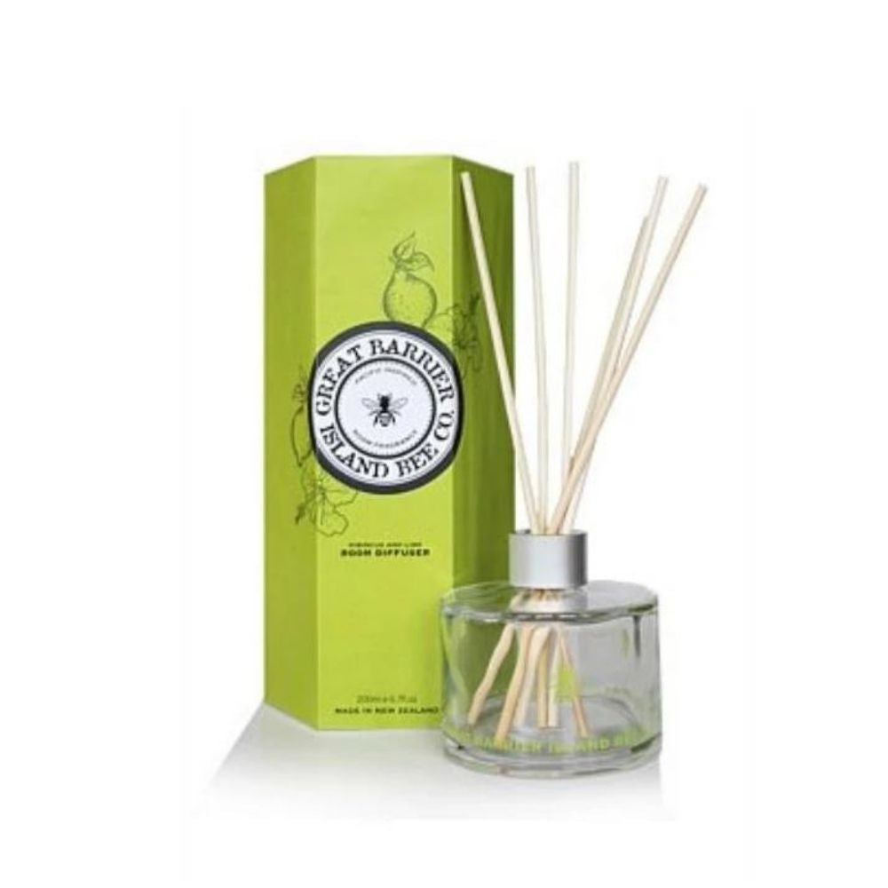 GBI Room Diffuser Hibiscus Lime From Funky Gifts NZ