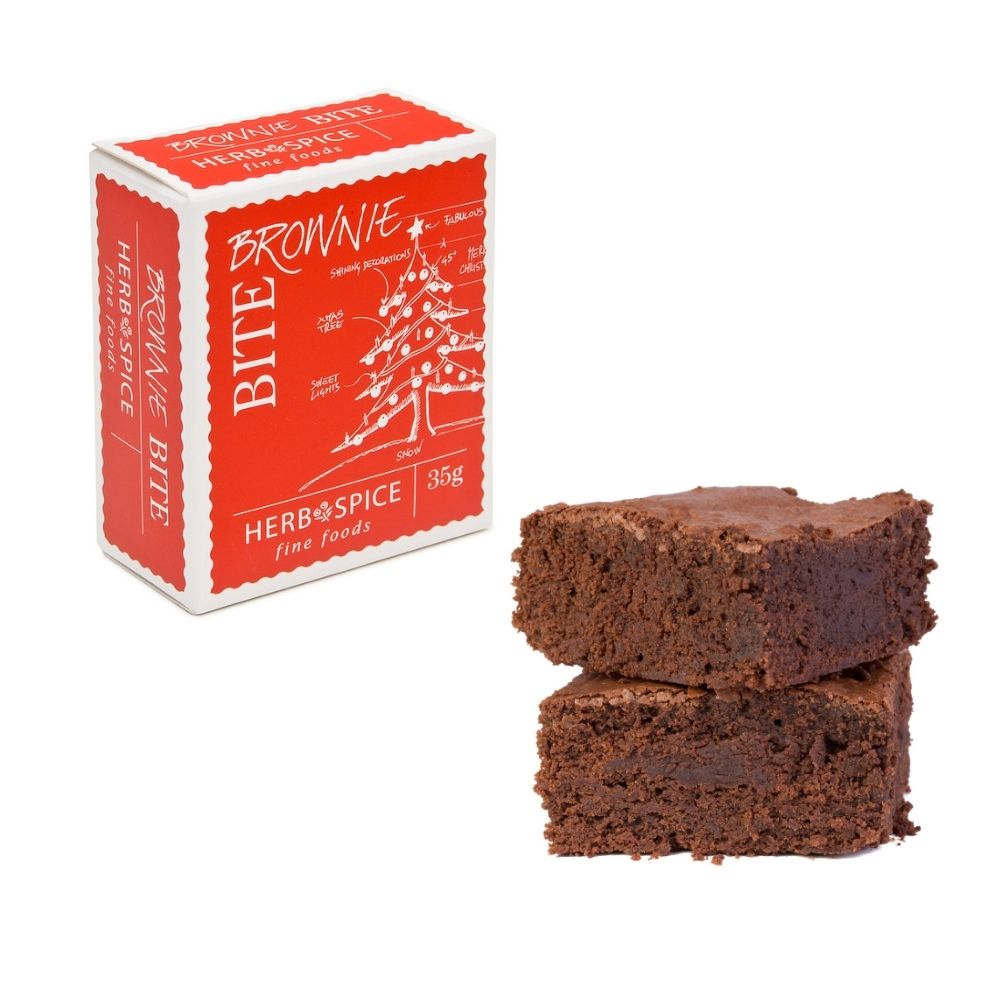 Herb and Spice Brownie Bite Christmas Edition from Funky Gifts NZ