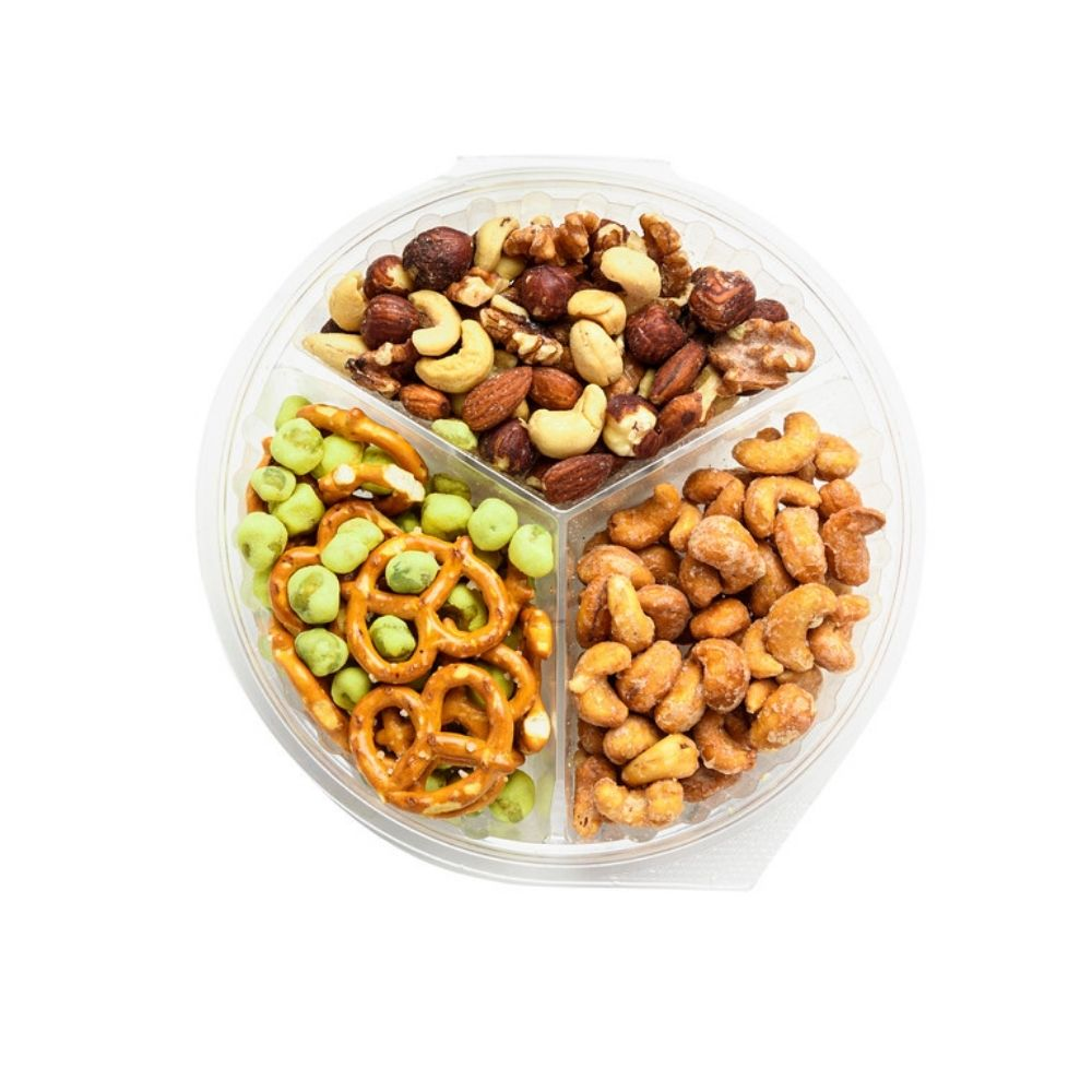 Snack Trio Mix from Funky Gifts NZ