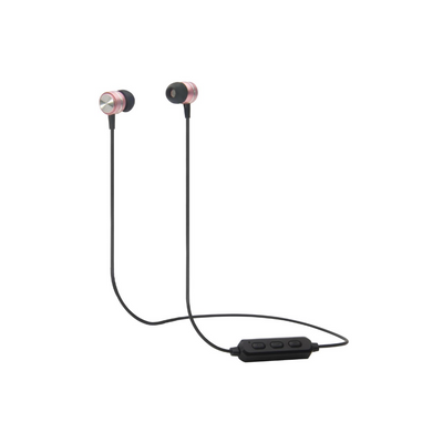 Wireless Ear buds in rose gold from funky gifts nz