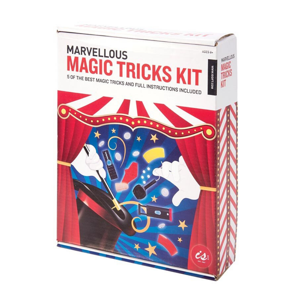 Marvellous magic tricks kit from Funky Gifts NZ
