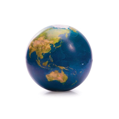 Planet Earth stress ball from funky gifts nz