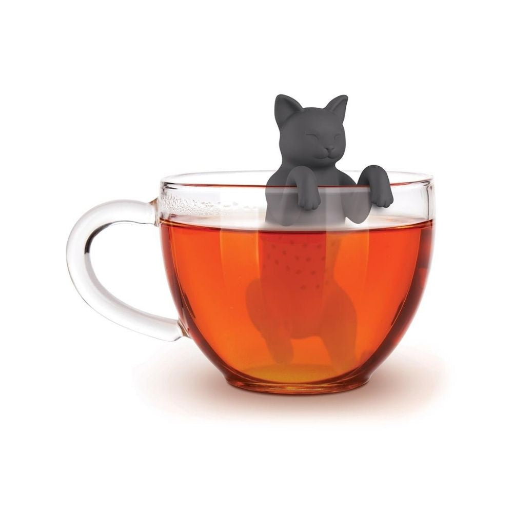 Purr Tea Infuser from Funky Gifts NZ