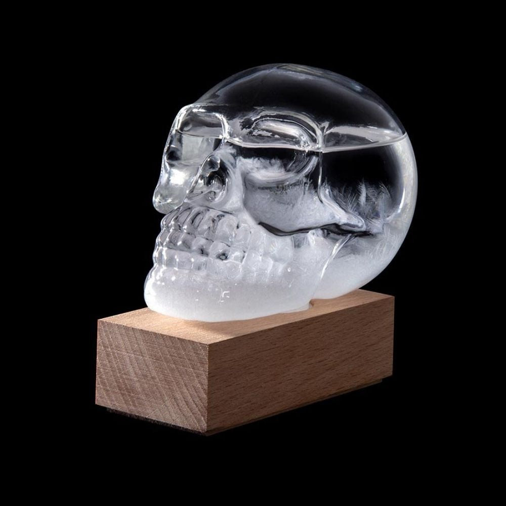 Skull Weather Station from Funky Gifts NZ