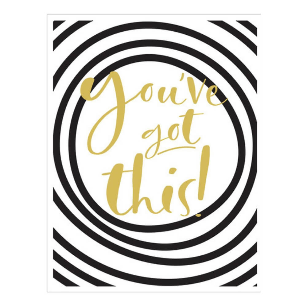 Greeting Card- You've Got This!