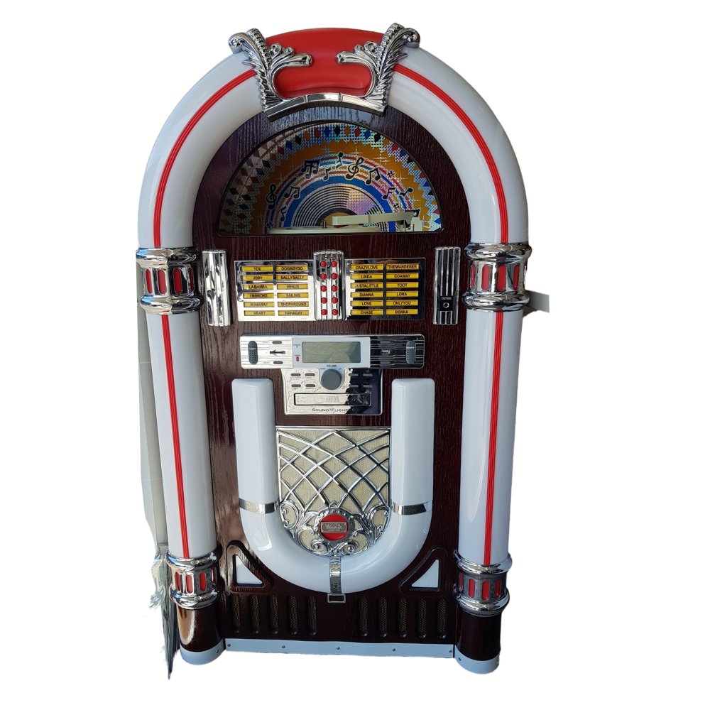 Bluetooth Juke box Record Player from Funky Gifts nZ