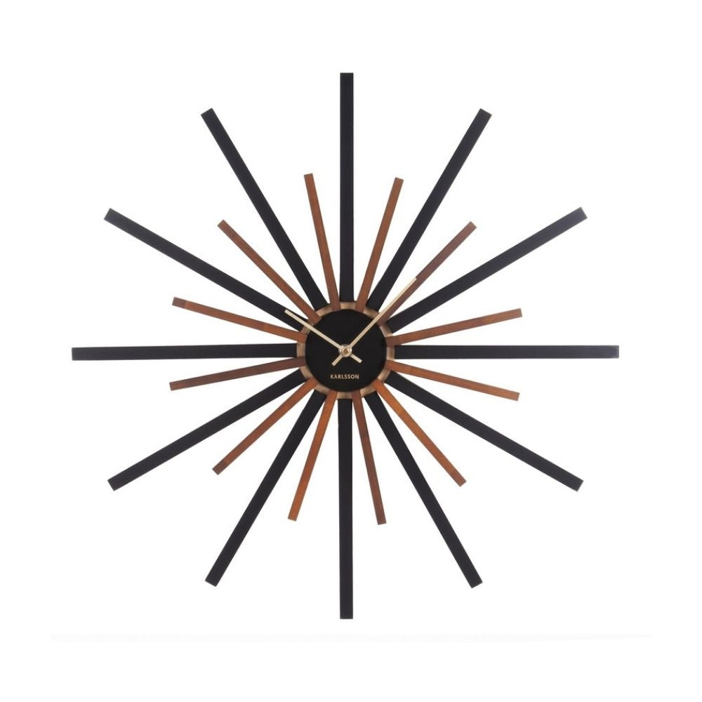 Karlsson Diva Wall Clock from Funky Gifts NZ