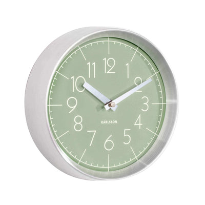 Karlsson Convex Jungle Green Wall Clock