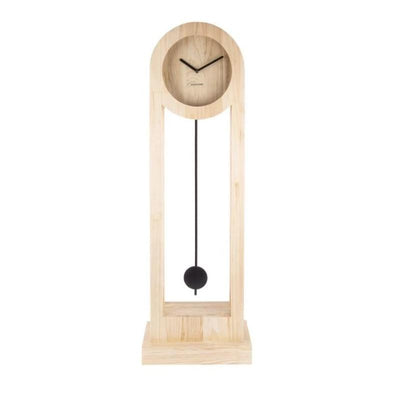 Karlsson Lena Floor Standing Clock Wood