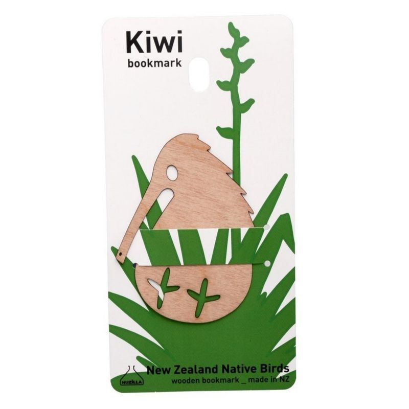 Kiwi Bookmark NZ
