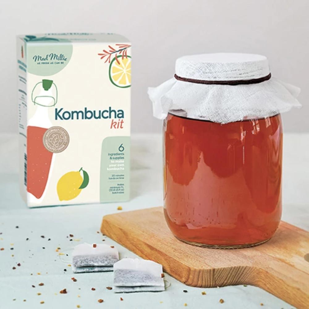 Mad Millies Homemade Kombucha Kit Make Your Own DIY