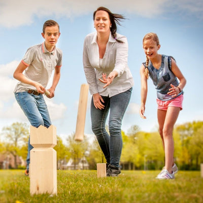 Kubb Outdoor Game from Funky Gifts NZ