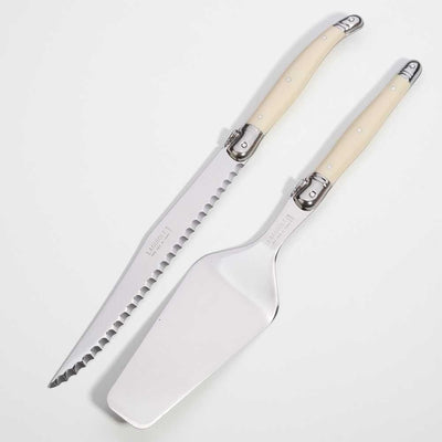 Cake Slice Server Knife Set from funky gifts nz