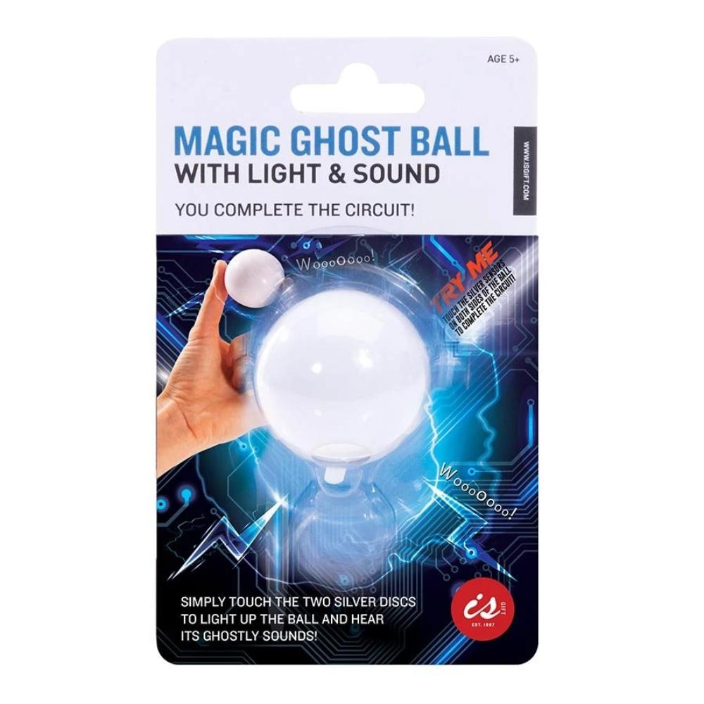 Magic Ghost Ball with Light and Sound