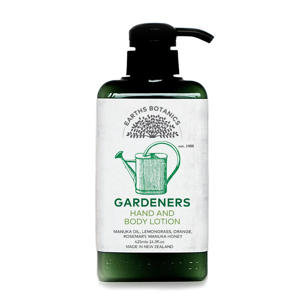 EARTH BOTANICS - Gardeners Nourishing Hand & Body Lotion