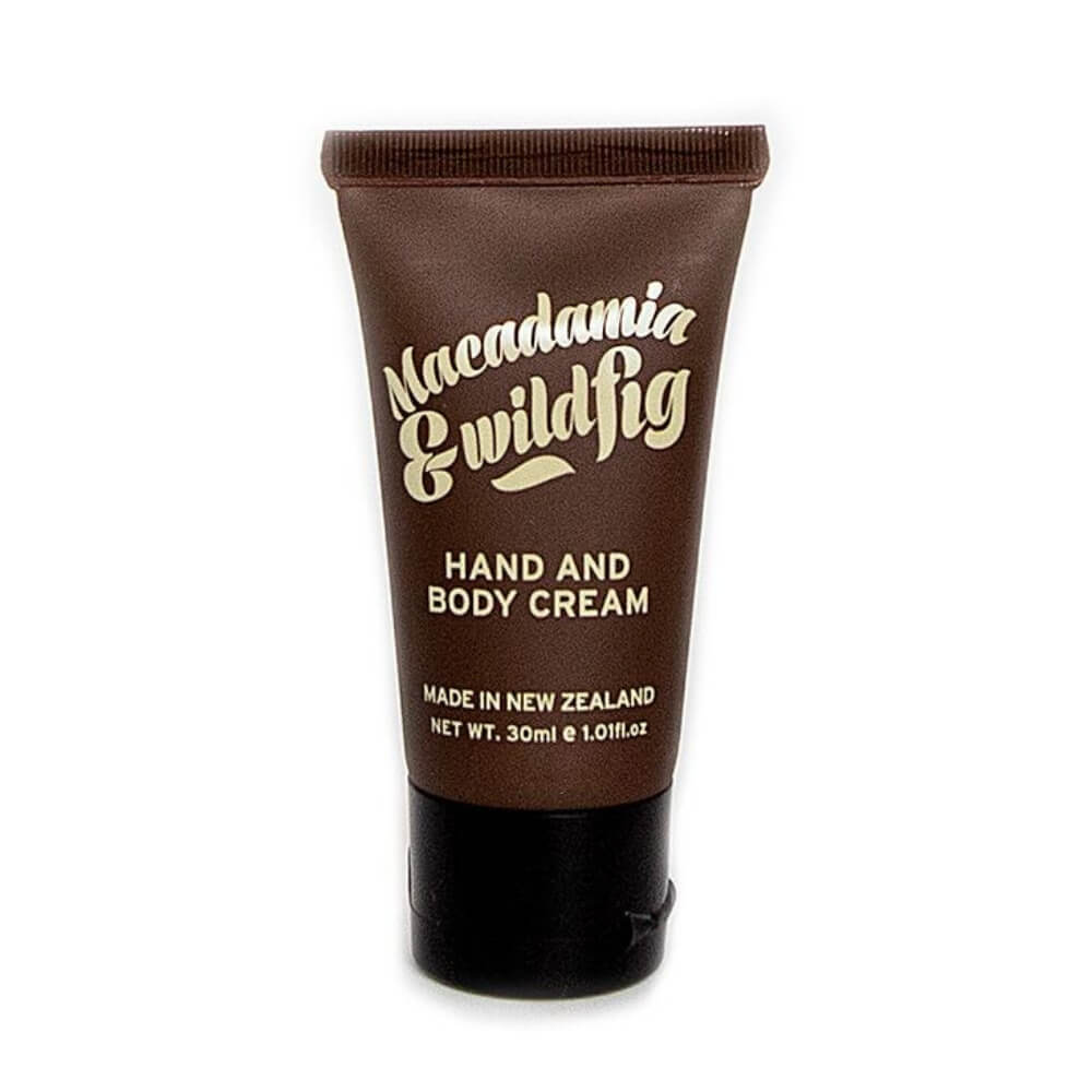 MATAKANA BOTANICALS MACADAMIA & WILDFIG - Travel Hand & Body Cream