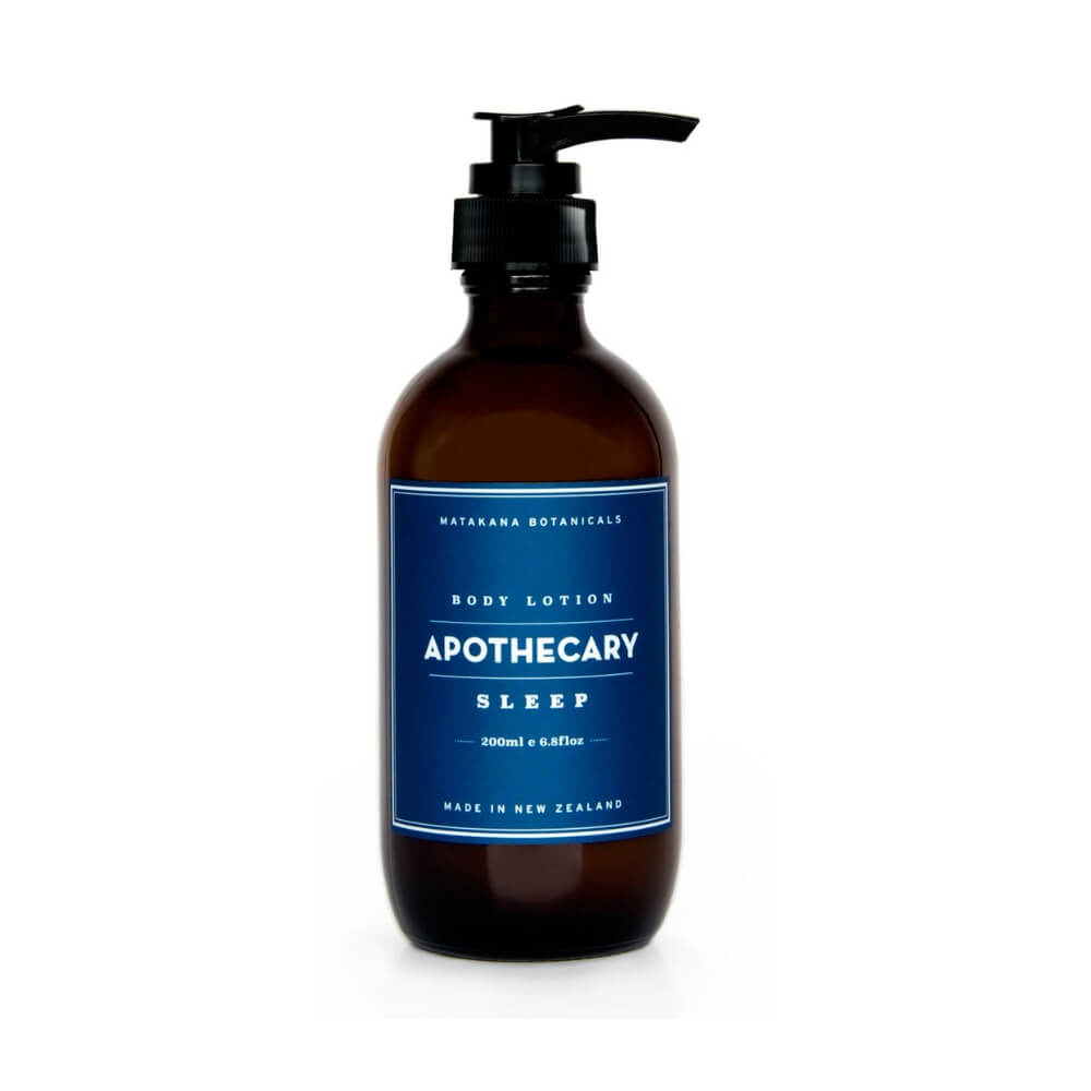 MATAKANA BOTANICALS APOTHECARY - Sleep Body Lotion