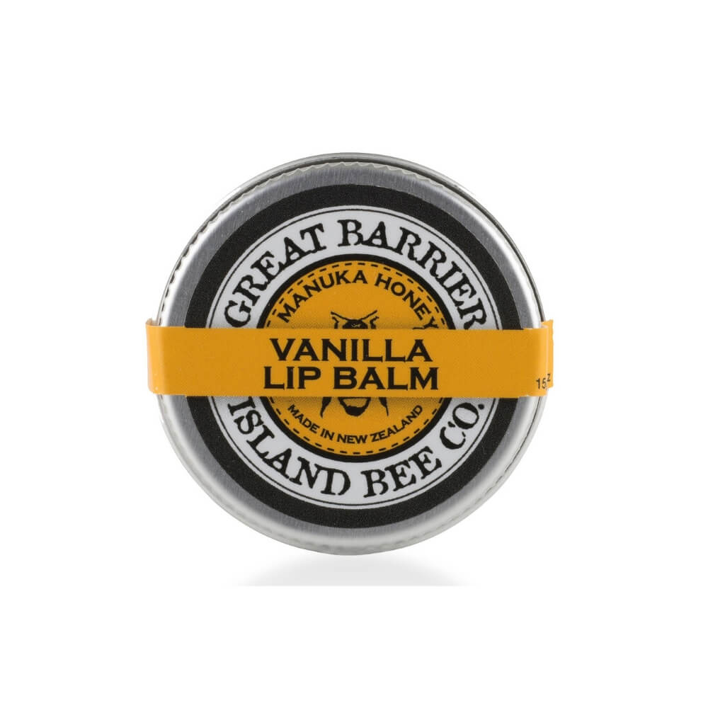 GREAT BARRIER ISLAND SOOTHING LIP BALM - Vanilla