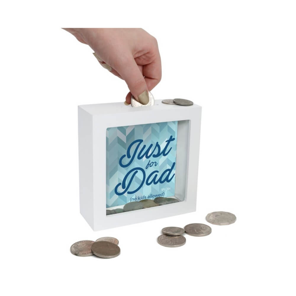 Mini Change Box- Just For Dad