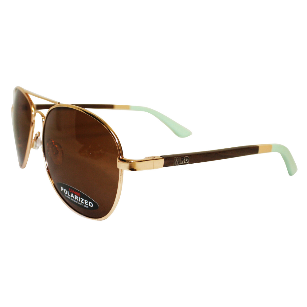 Moana Road Ice Man Aviator Sunnies #481