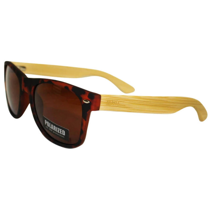 Moana Road Wooden Sunnies Tort #460