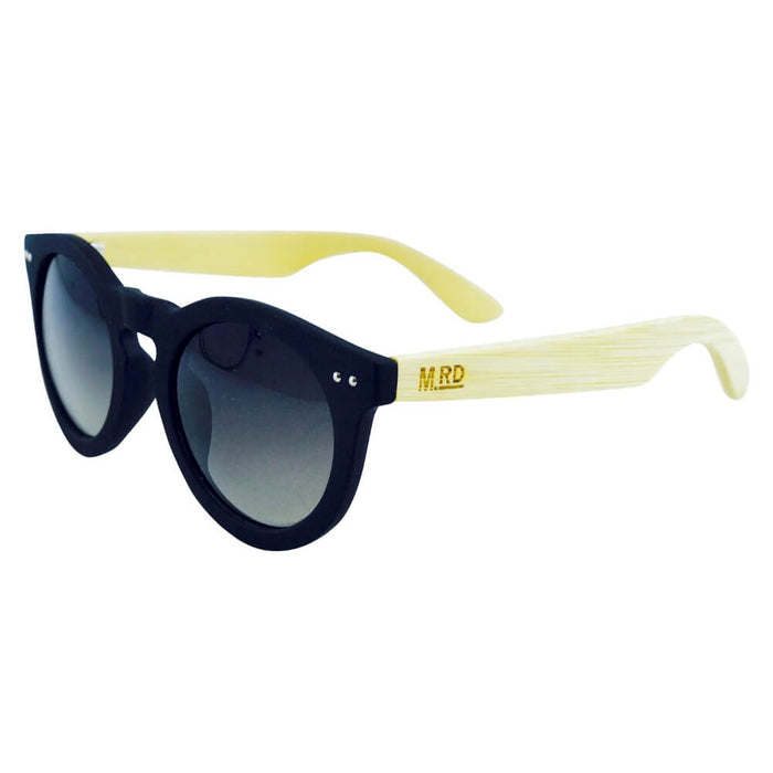 Moana Road Grace Kellys Sunnies Black #488