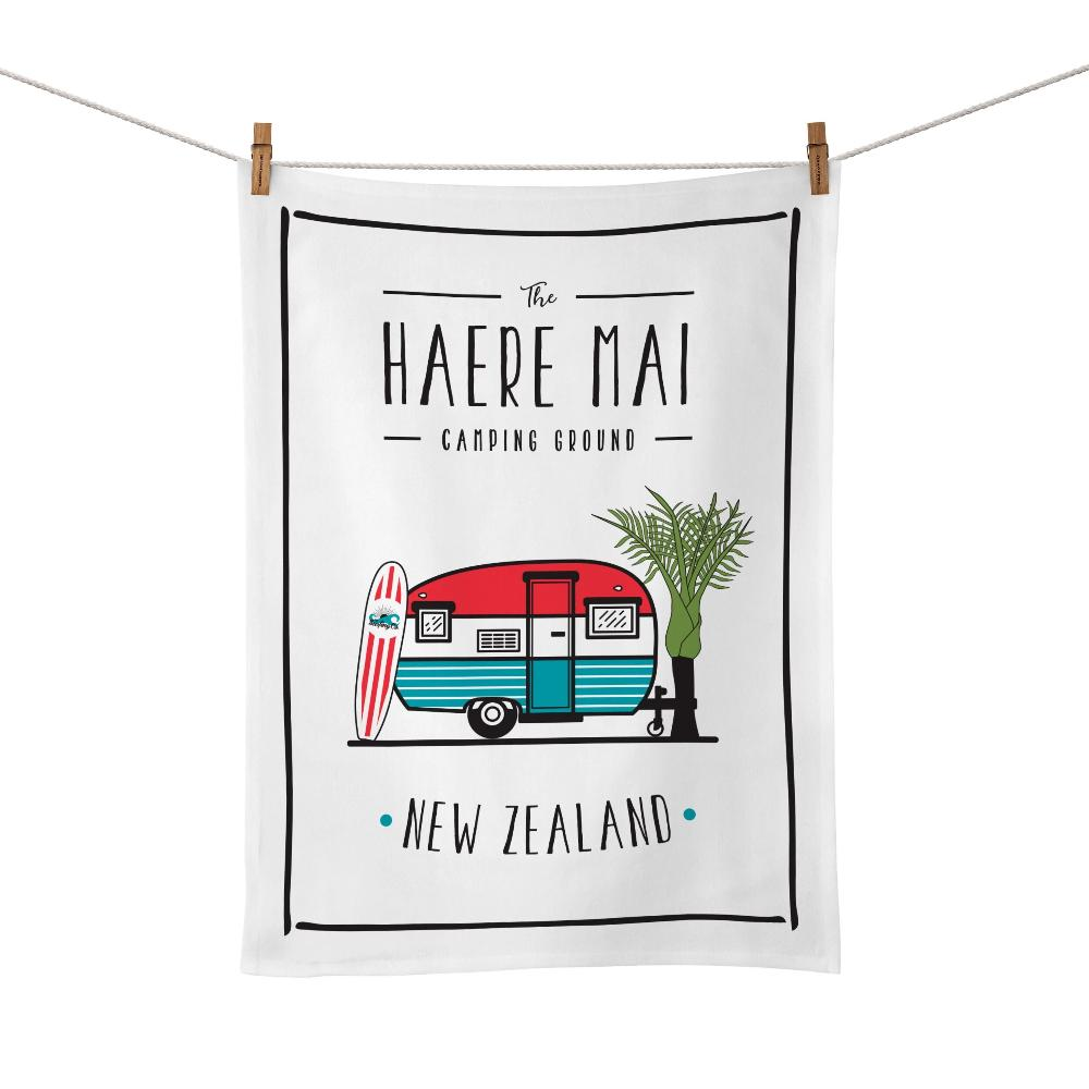 The Haere Mai Camping Ground from Funky Gifts NZ