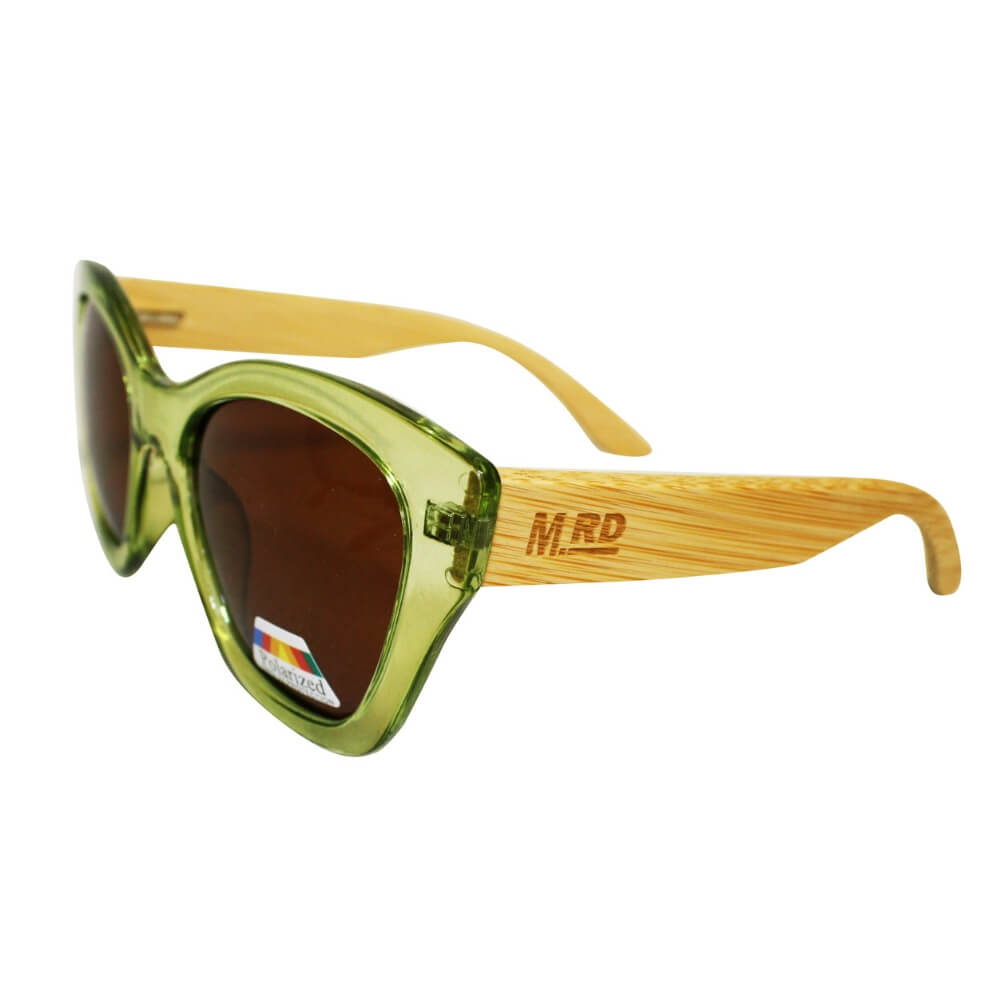 Moana Road Hepburn Sunnies Green #485