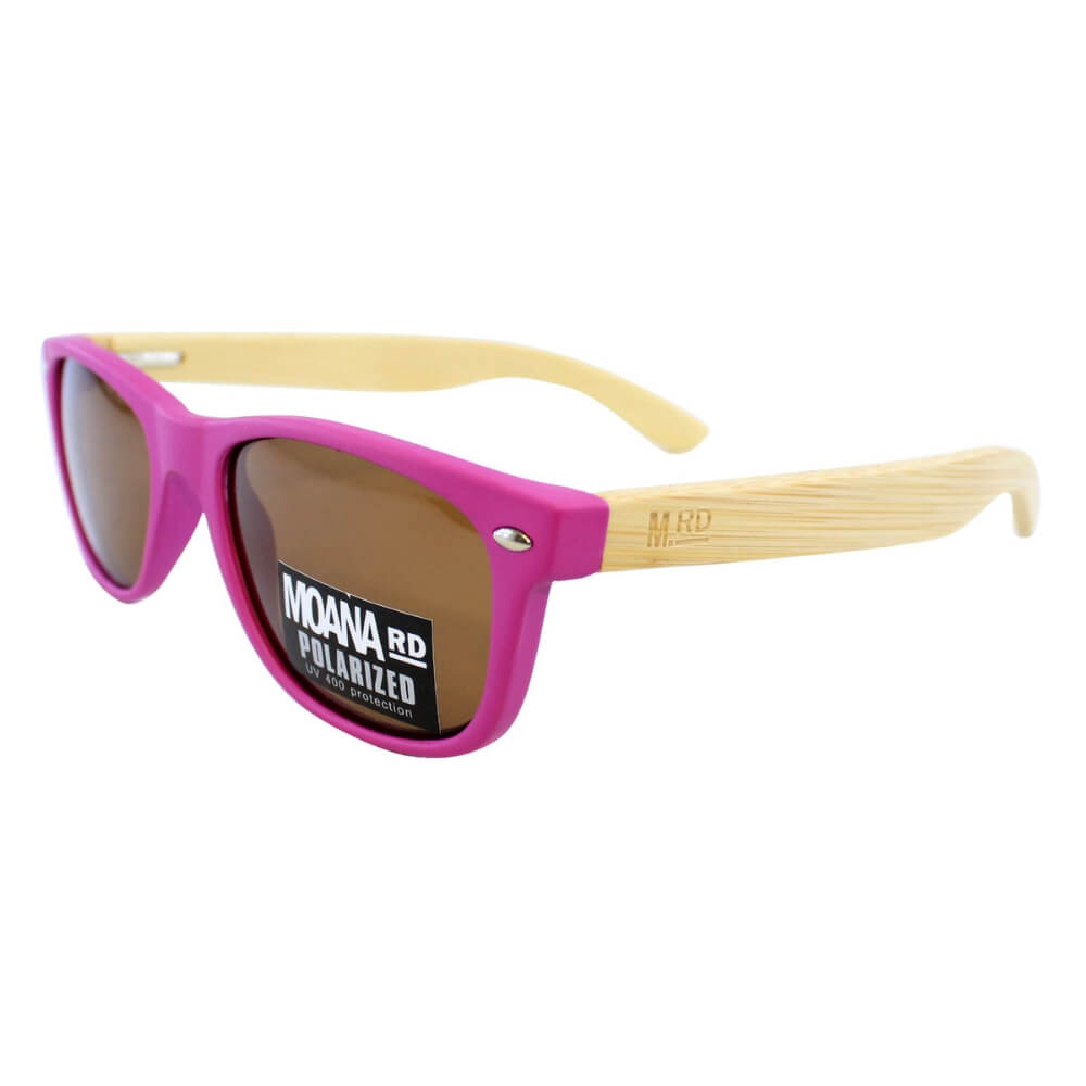 Moana Road Kids Sunnies - Pink #476