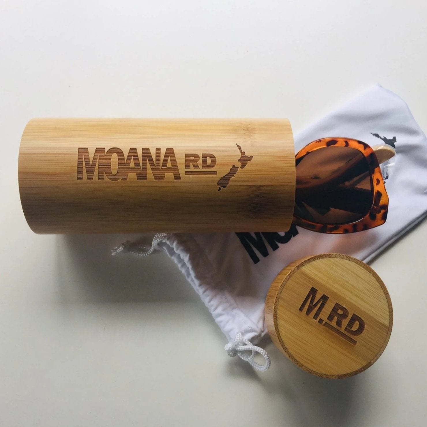 Moana Road Bamboo Case
