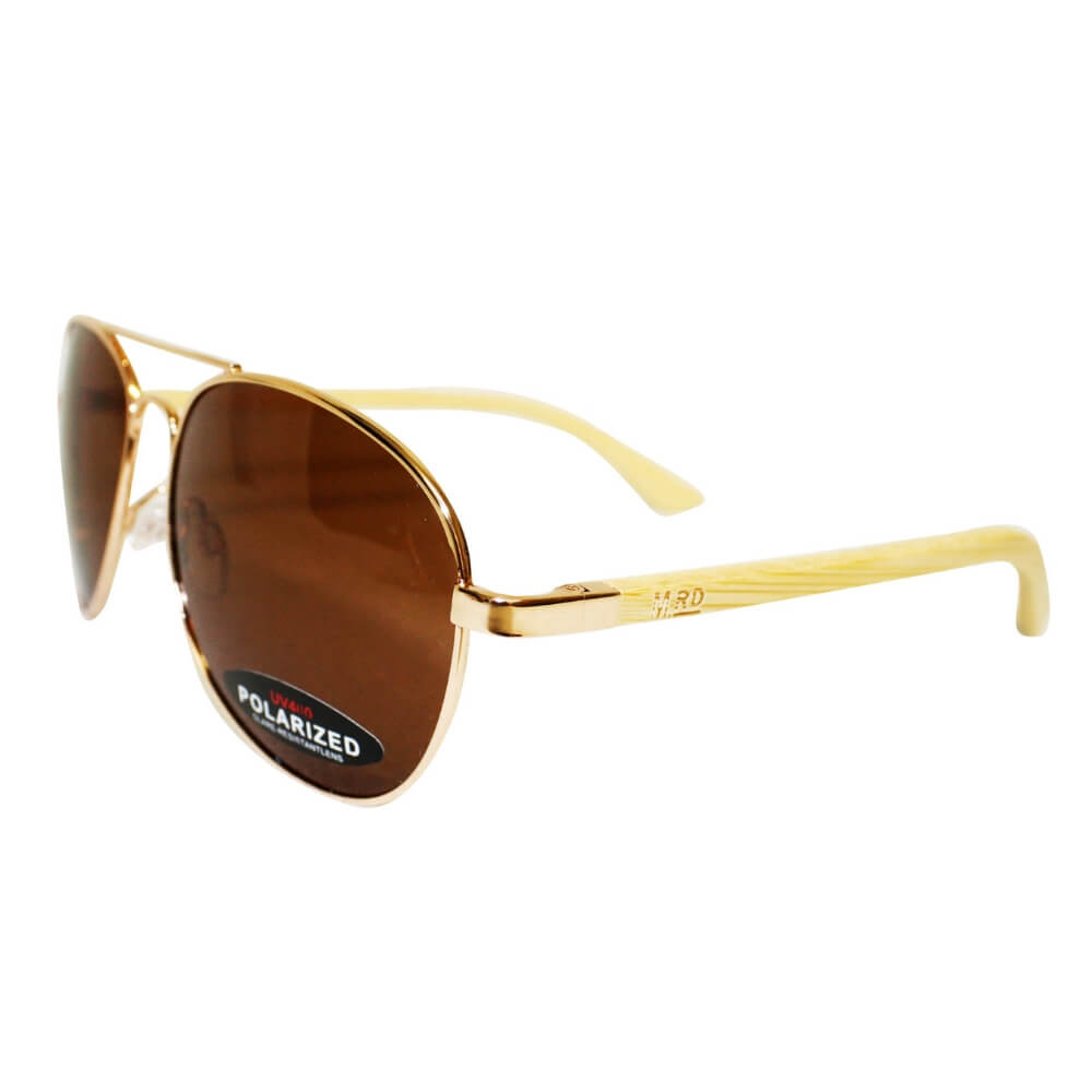 Moana Road Maverick Aviator Sunnies #480