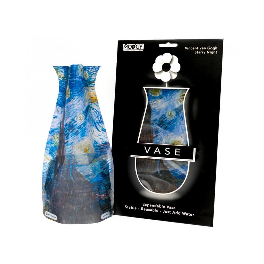 Modgy Vase- Starry Night