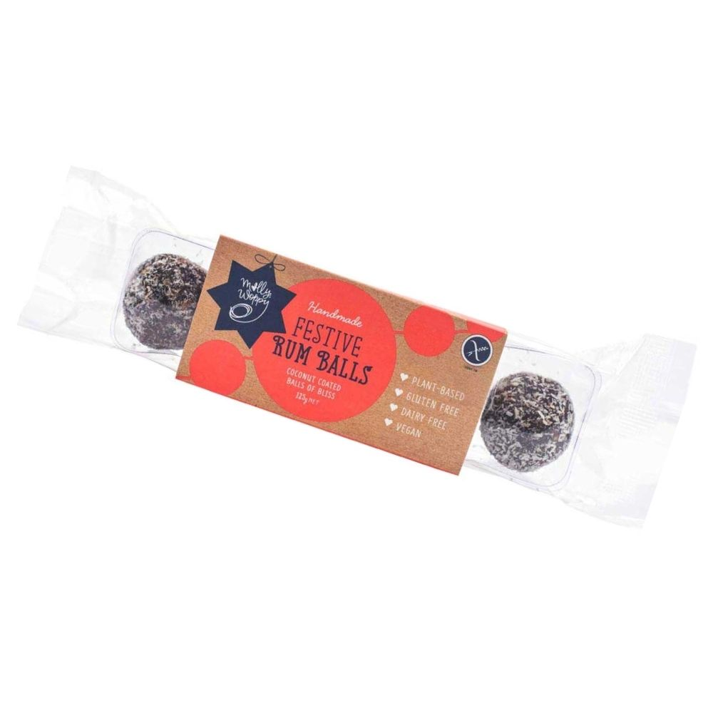 Festive Rum Balls from Funky Gifts NZ
