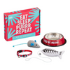 New Cat Starter Kit with bowl, toys and collar from Funky GIfts NZ